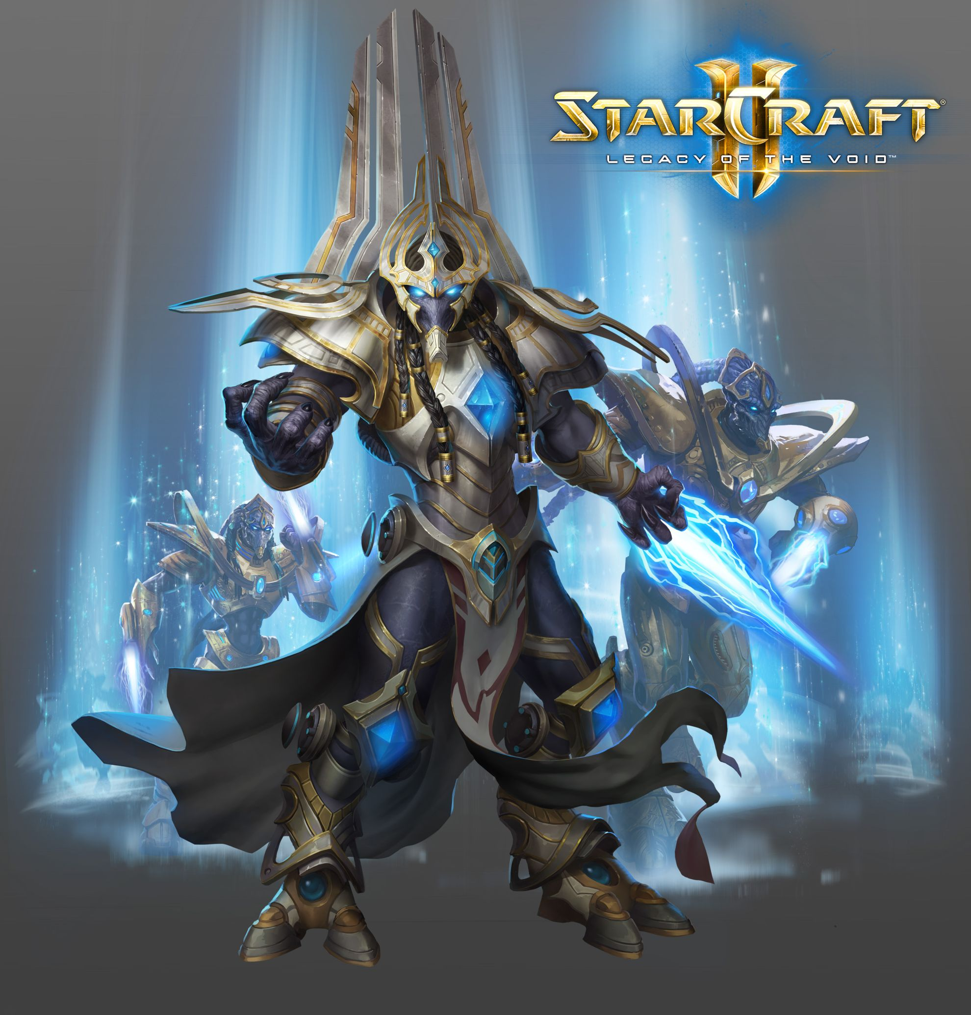 StarCraft 2: Legacy Of The Void's Allied Commanders Mode