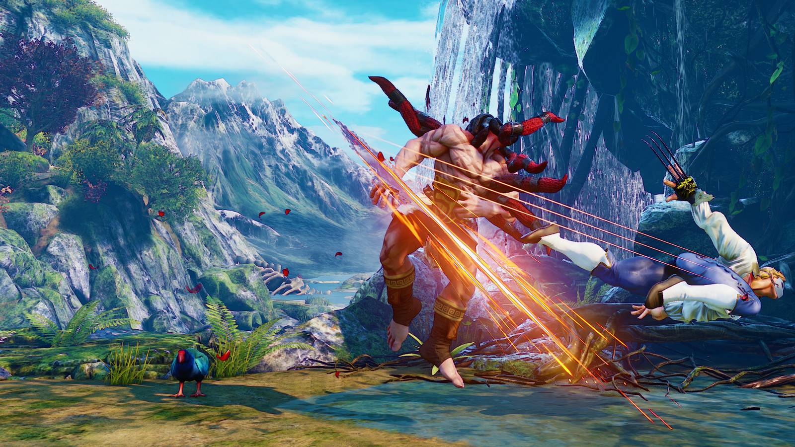 Street fighter 5 will feature vega and he looks a bit like - Vega wallpaper ...