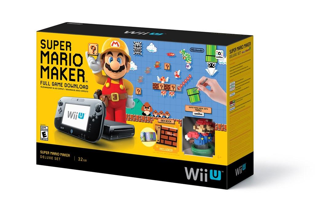Super Mario Maker Wii U bundle now available for pre-order | VG247