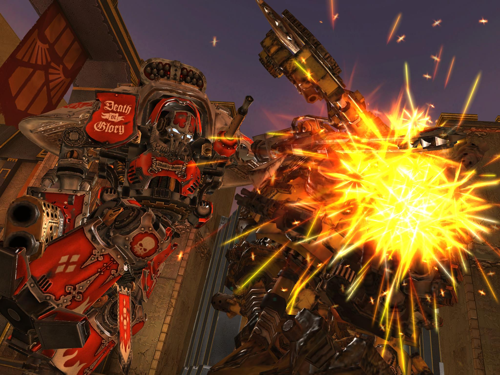 taptoshoot warhammer 40000 freeblade lets you play as