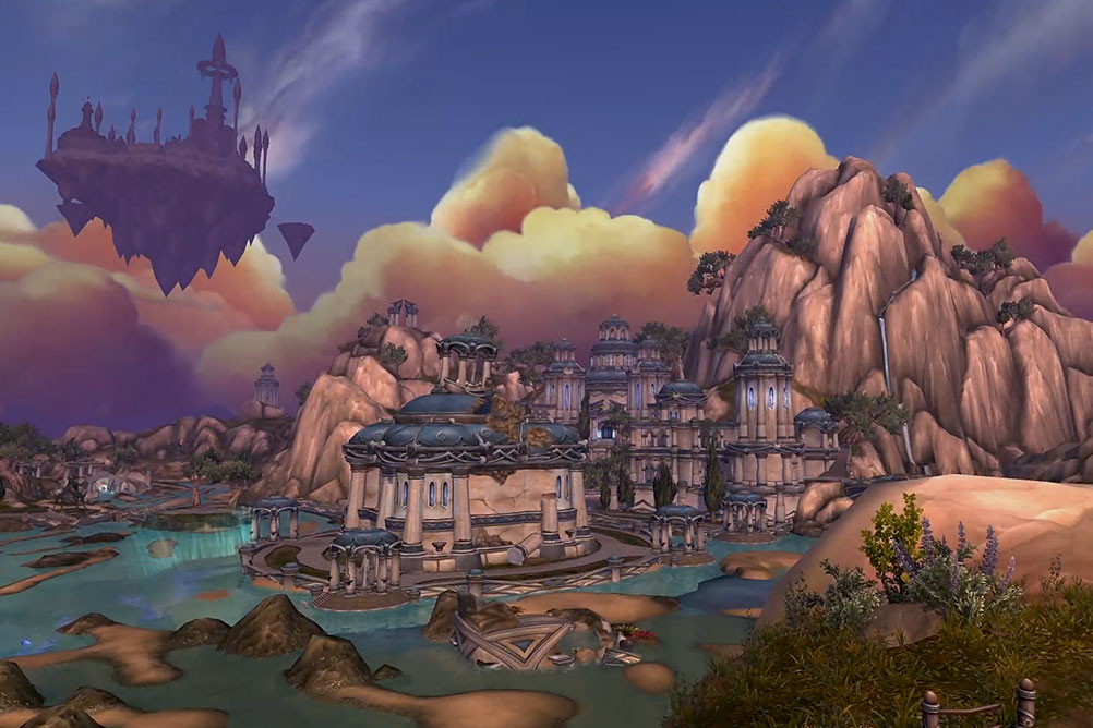 Next World of Warcraft expansion is called Legion and ...