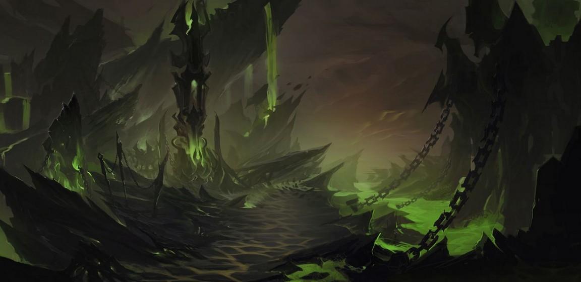 world of warcraft персонажи