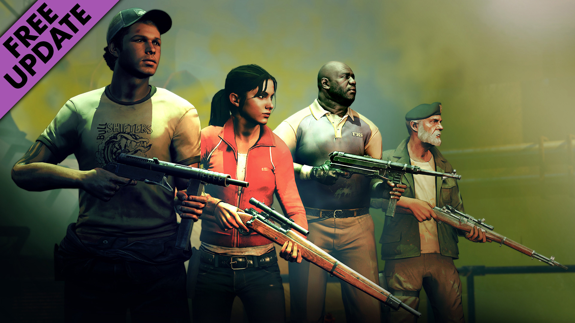 left  dead cast added  zombie army trilogy