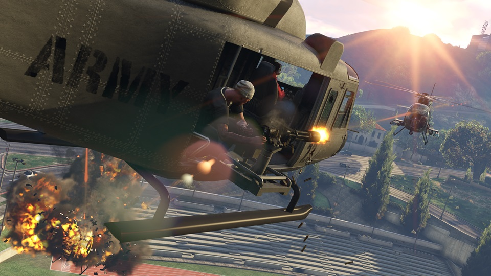 GTA Online Fix Tackles Frame Rate, Bugs And Freezing