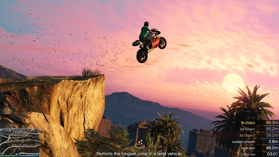 These GTA Online Freemode Events won't punish you with a