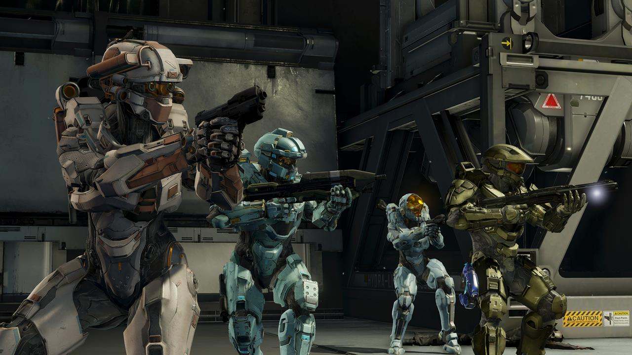 Witness the beauty of Halo 5: Guardians with 78 new