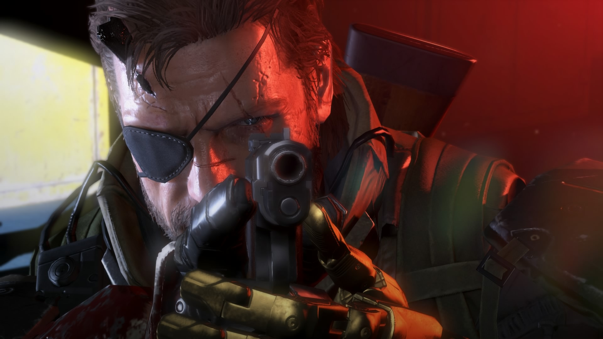 Metal gear solid 5 phantom pain release date in Brisbane
