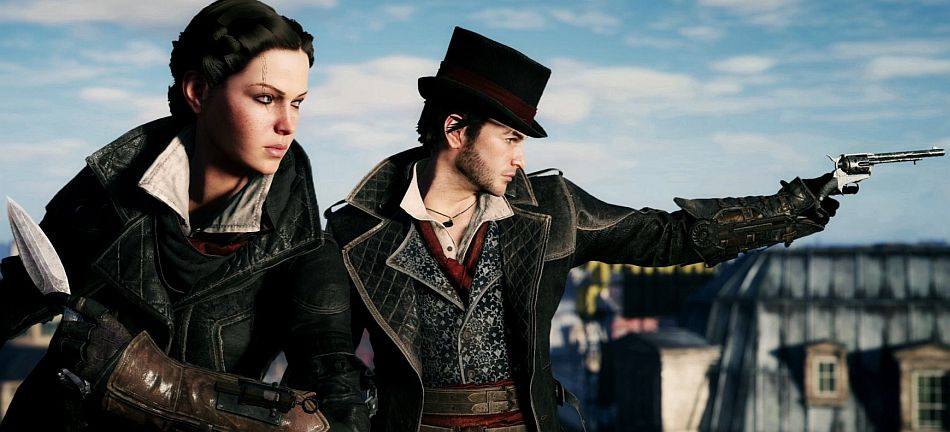 creed assassin frye jacob syndicate evie twins trailer skills unique ac reveals vg247