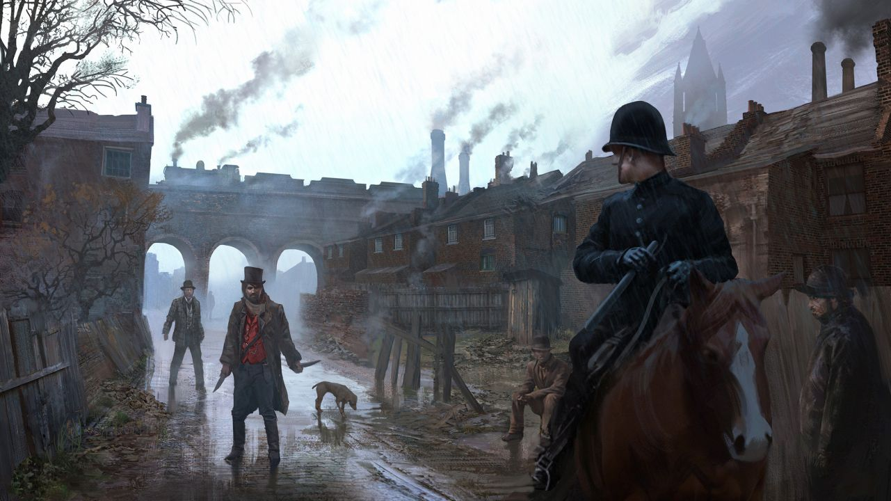 Gmt Auto Sales >> Assassin's Creed: Syndicate tops UK chart | VG247