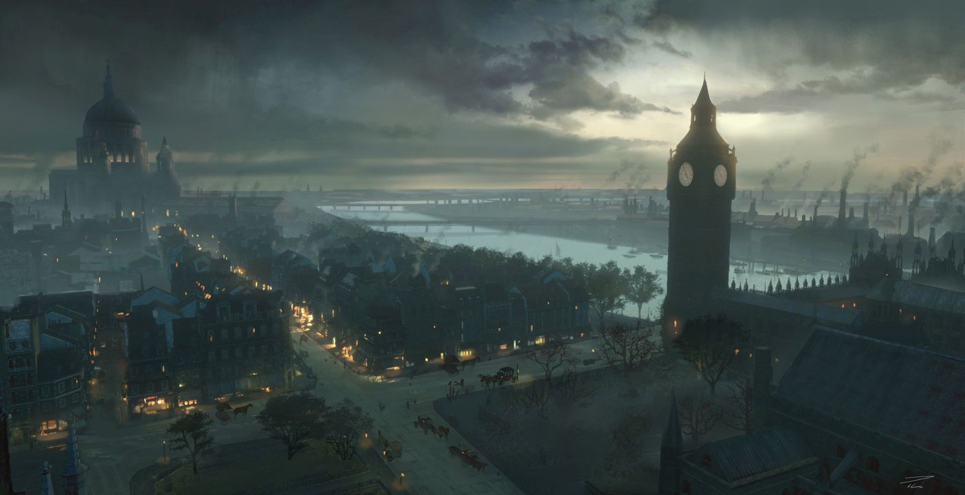 Assassin's Creed Syndicate video takes you on a scenic ...