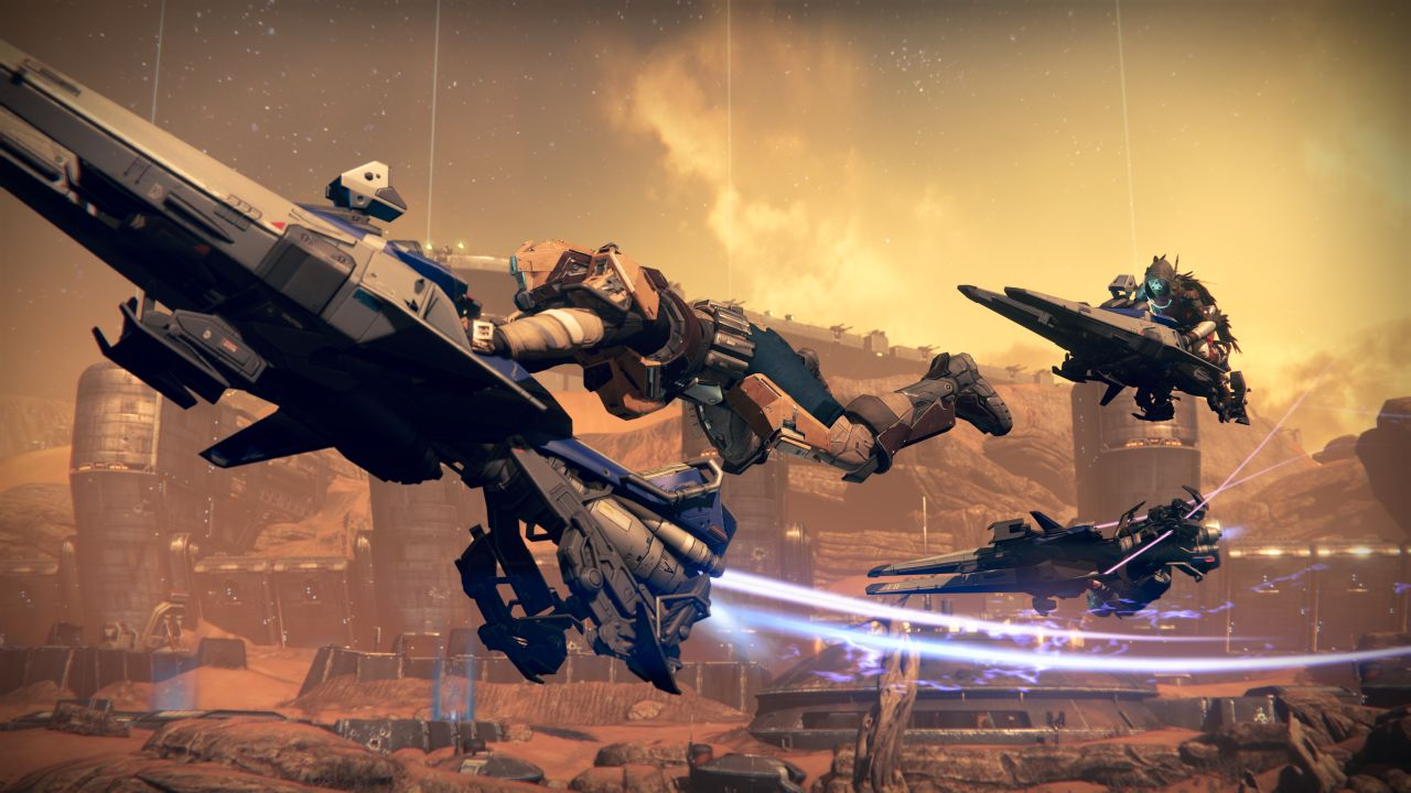 Destiny: The Taken King quests from Red Bull promotion are ...