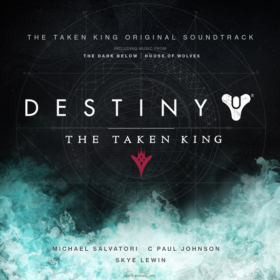 Destiny: The Taken King soundtrack will be available next ...