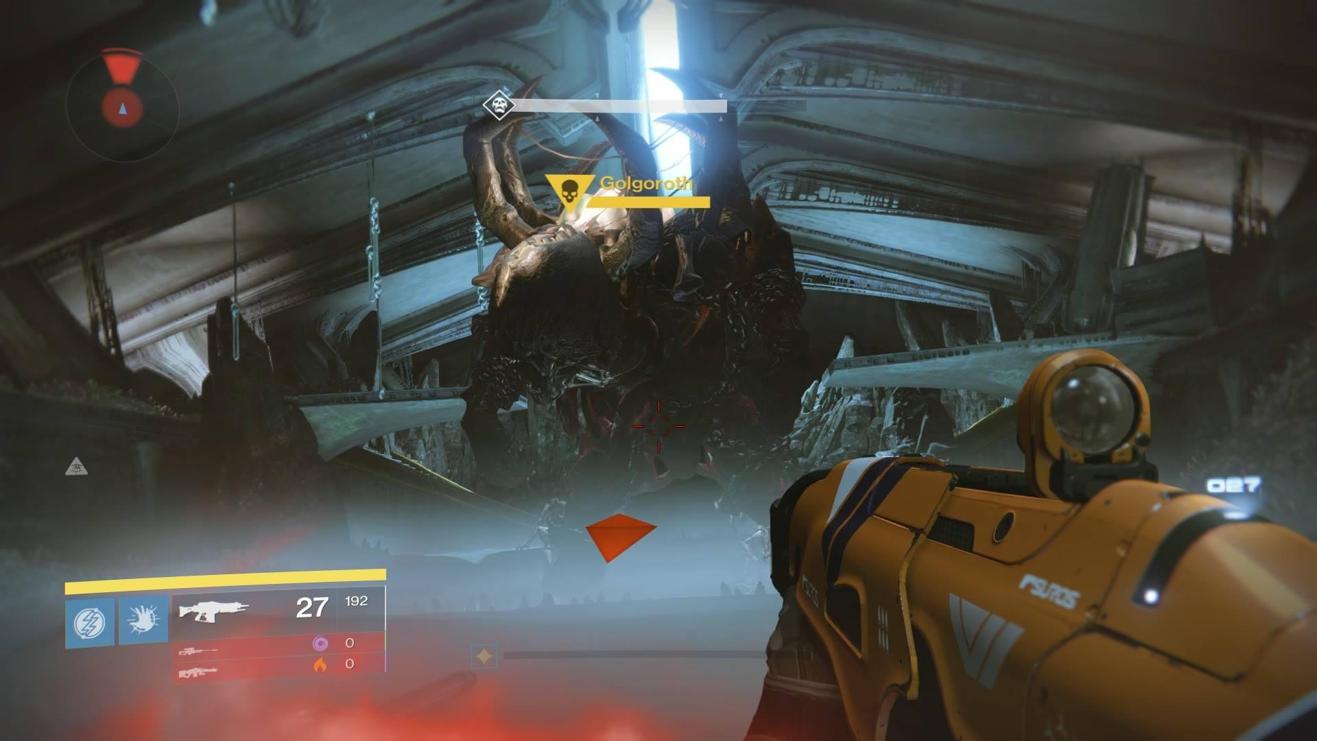 Destiny S King S Fall Raid Guide Golgoroth Vg247