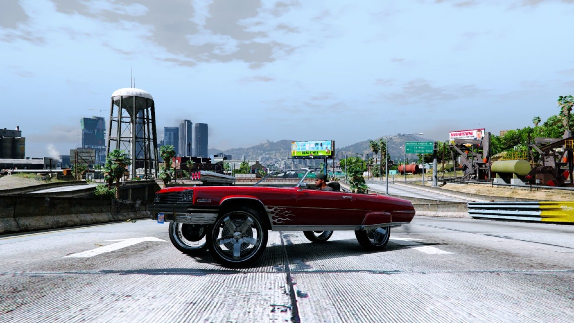 how to get big rims on gta 5 xbox one