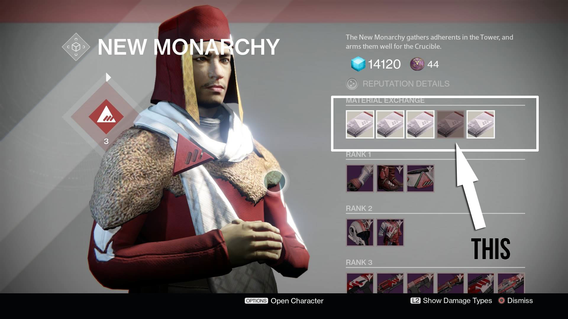 Every faction new monarchy future war cult and so on now has