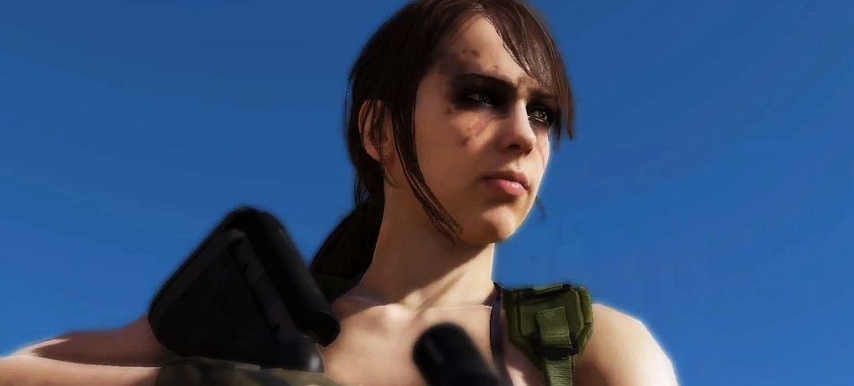 There s a really easy way to beat quiet in mgs 5 the phantom pain