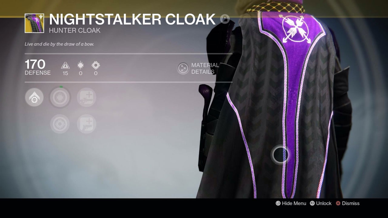The new hunter subclass introduced by the taken king turns destiny