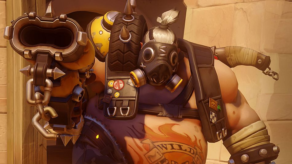 Roadhog And Junkrat Are The Latest Overwatch Characters To