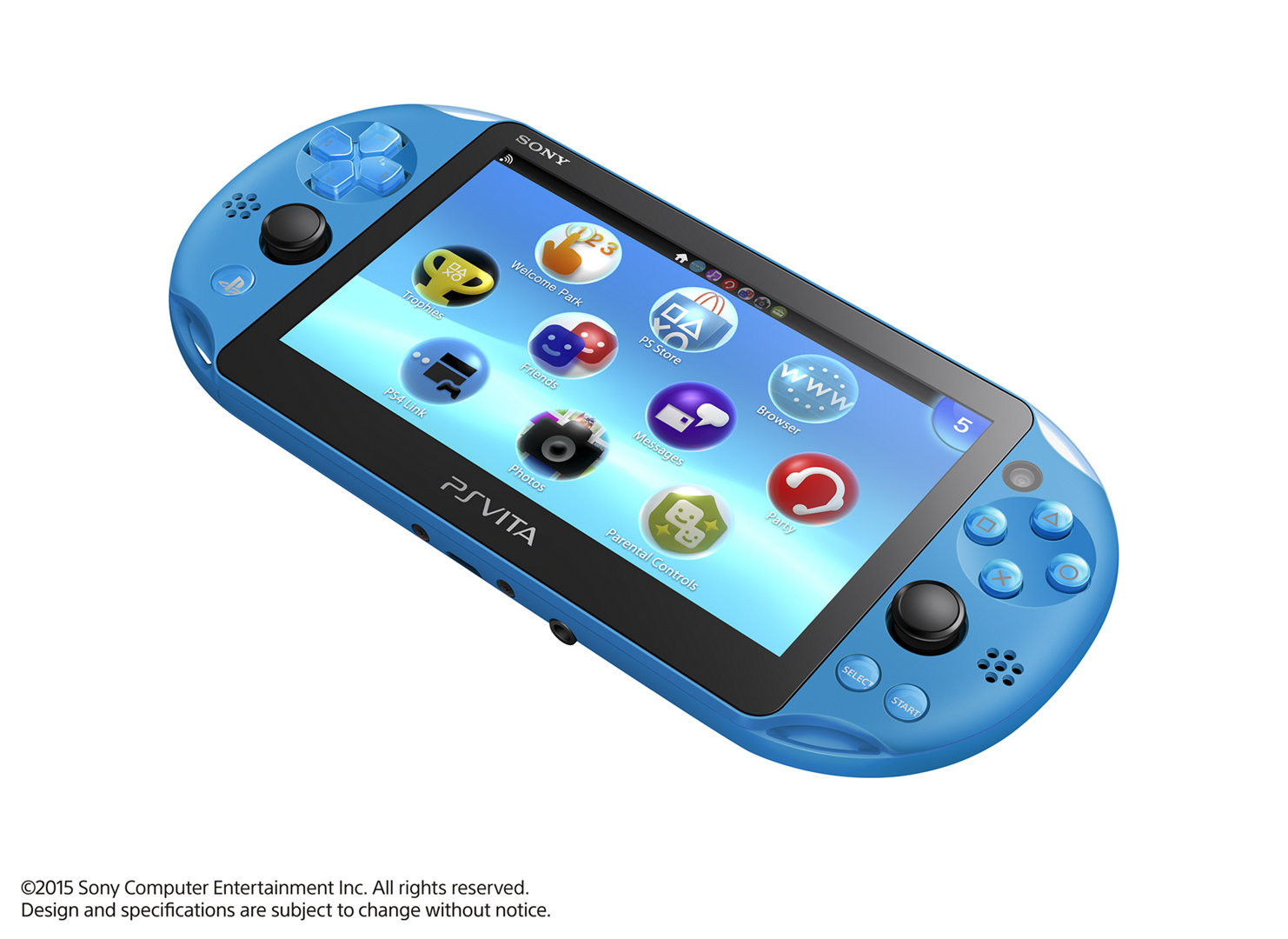 An Aqua Blue Ps Vita Will Be Available In The Us This