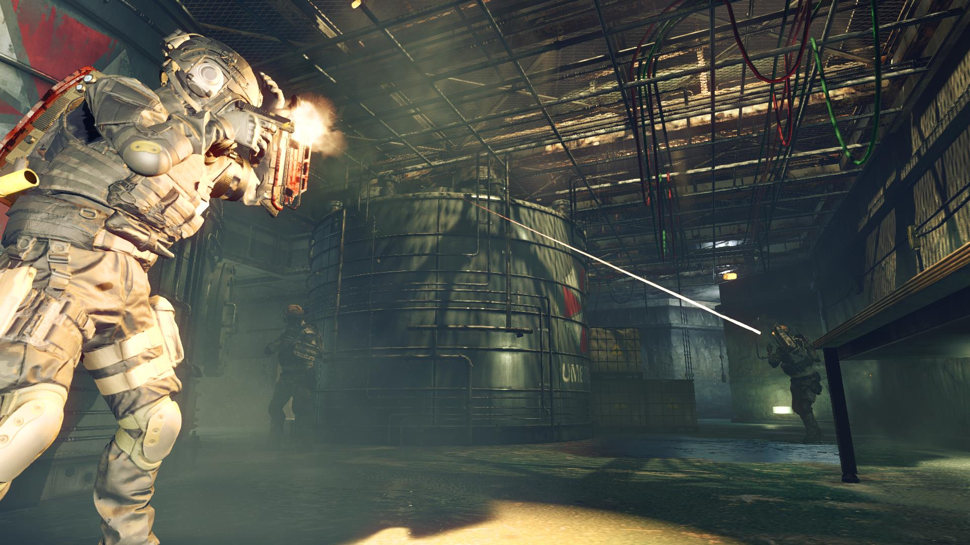 Resident Evil: Umbrella Corps announced for PS4 and PC | VG247