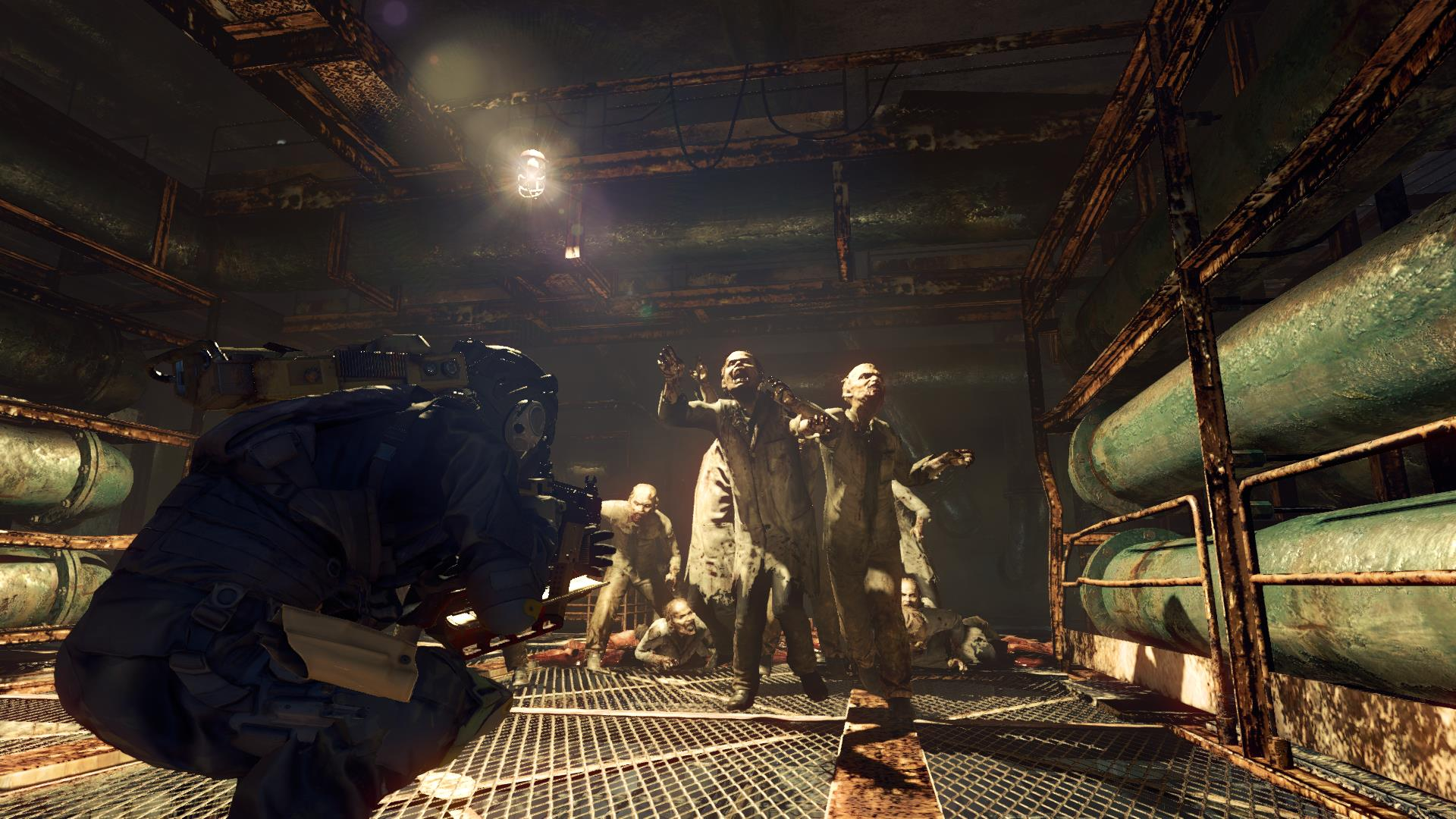resident evil umbrella corps announced for ps4 and pc vg247. Black Bedroom Furniture Sets. Home Design Ideas