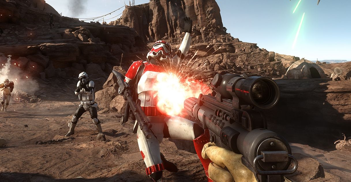 star wars battlefront beta will be open multiplayer and. Black Bedroom Furniture Sets. Home Design Ideas