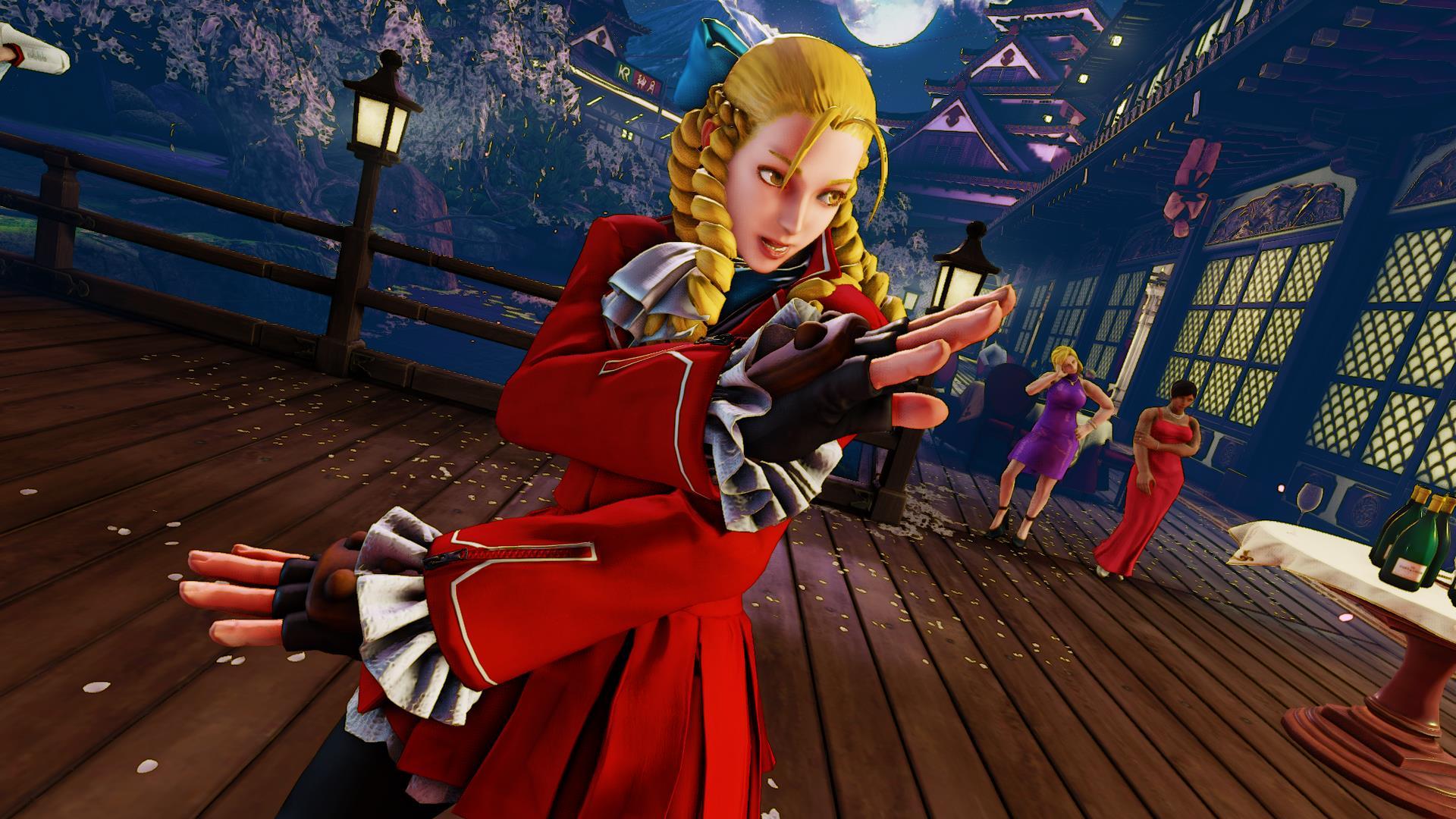 Street Fighter 5: Alex is first DLC, PS3 controller