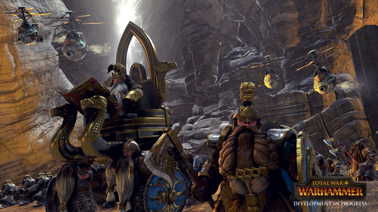 Total War Warhammer Wallpaper: Total War: Warhammer Gameplay Video Gives You A Look At