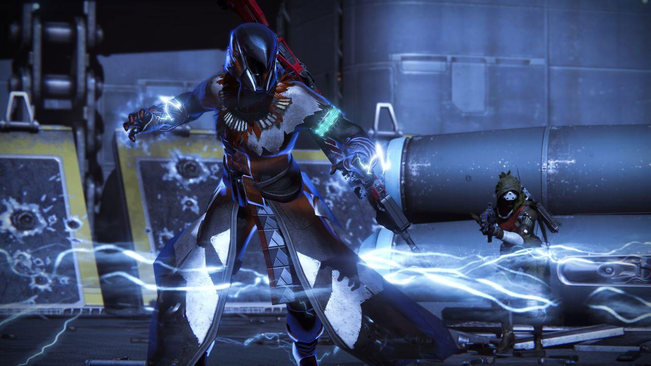 Destiny the taken king the new sunbreaker nightstalker and stormcaller sub classes explained - Warlock stormcaller ...