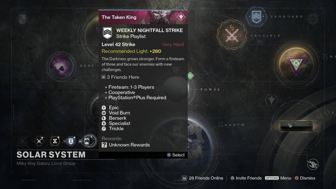 Destiny heroic strike not matchmaking