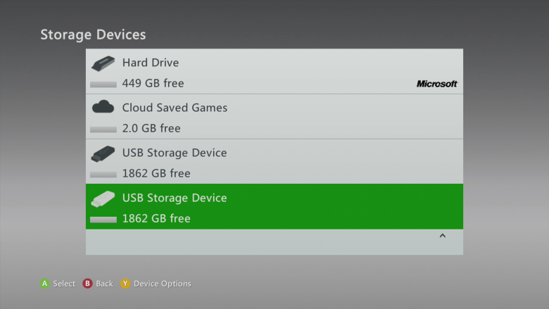 Xbox 360 System Update Adds 2gb Of Cloud Storage Vg247