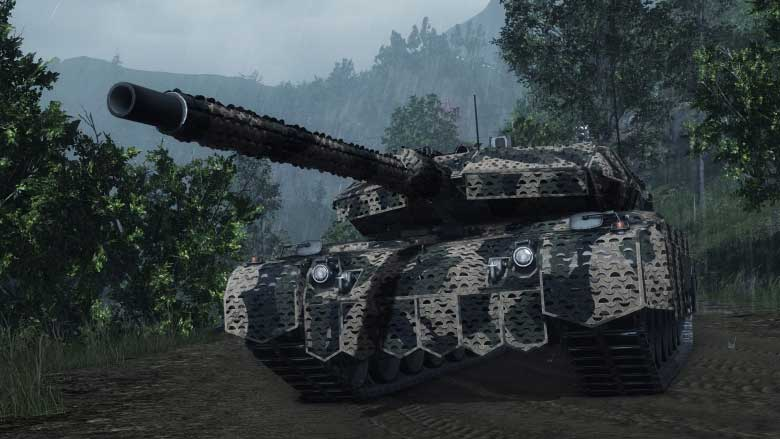 Drive A Tank >> Obsidian's Armored Warfare now in open beta - VG247