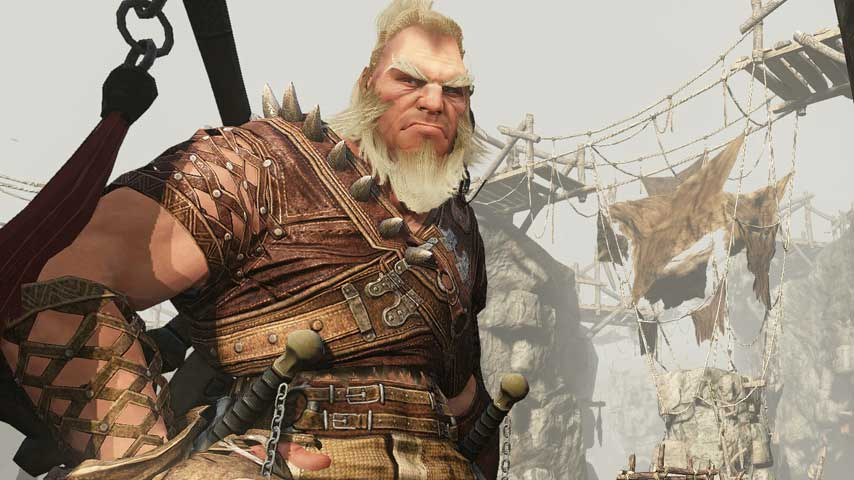 black desert online second beta coming february  character creator out now