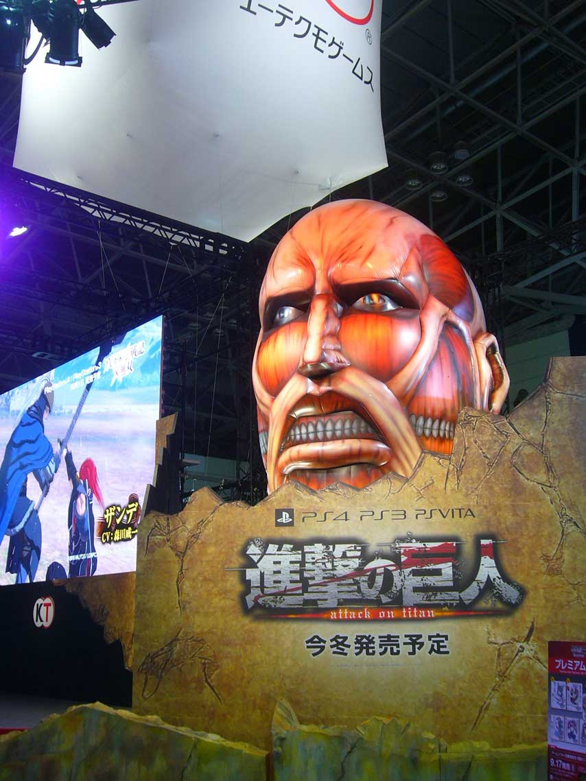 In photos: VG247 at Tokyo Game Show 2015 - VG247 - Page 2 In photos: VG247 at Tokyo Game Show 2015 - 웹