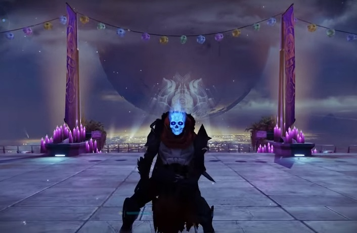 Destiny How To Farm Candy For Halloween Masks Vg247