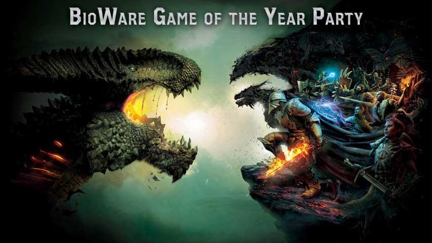 Dragon Age Bioware Video Games Rpg Fantasy Art: Party With BioWare To Celebrate Dragon Age: Inquisition