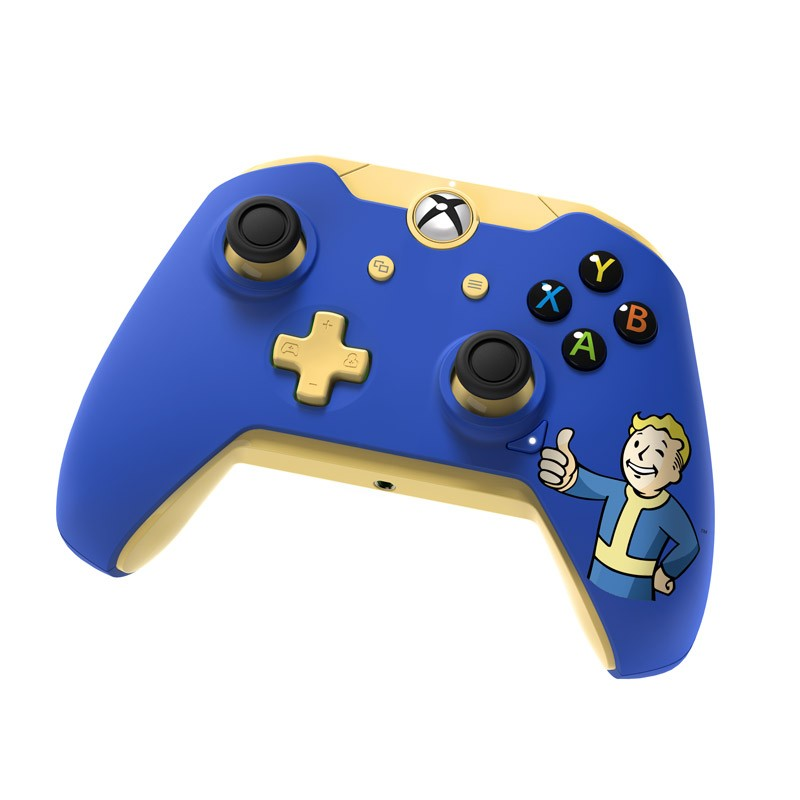Ps4 Headset Gold Fallout 4 Xbox One con...