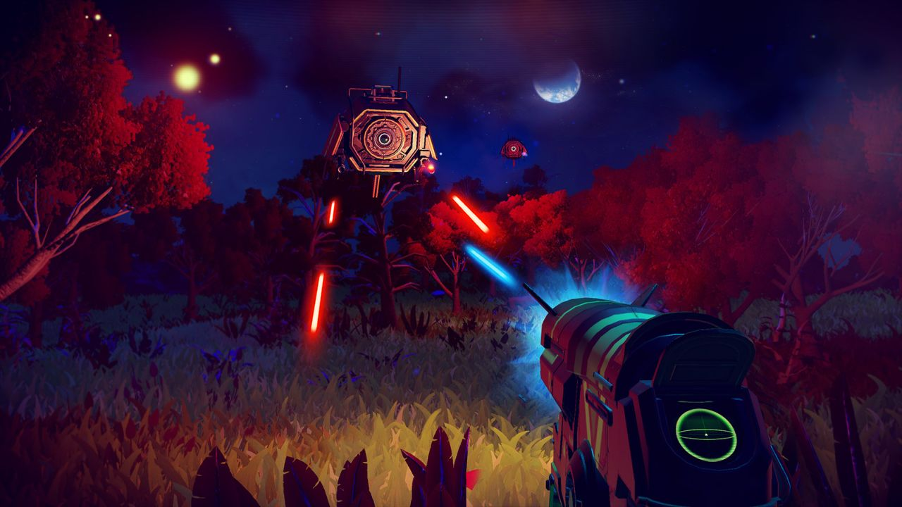 No man's sky release date in Melbourne