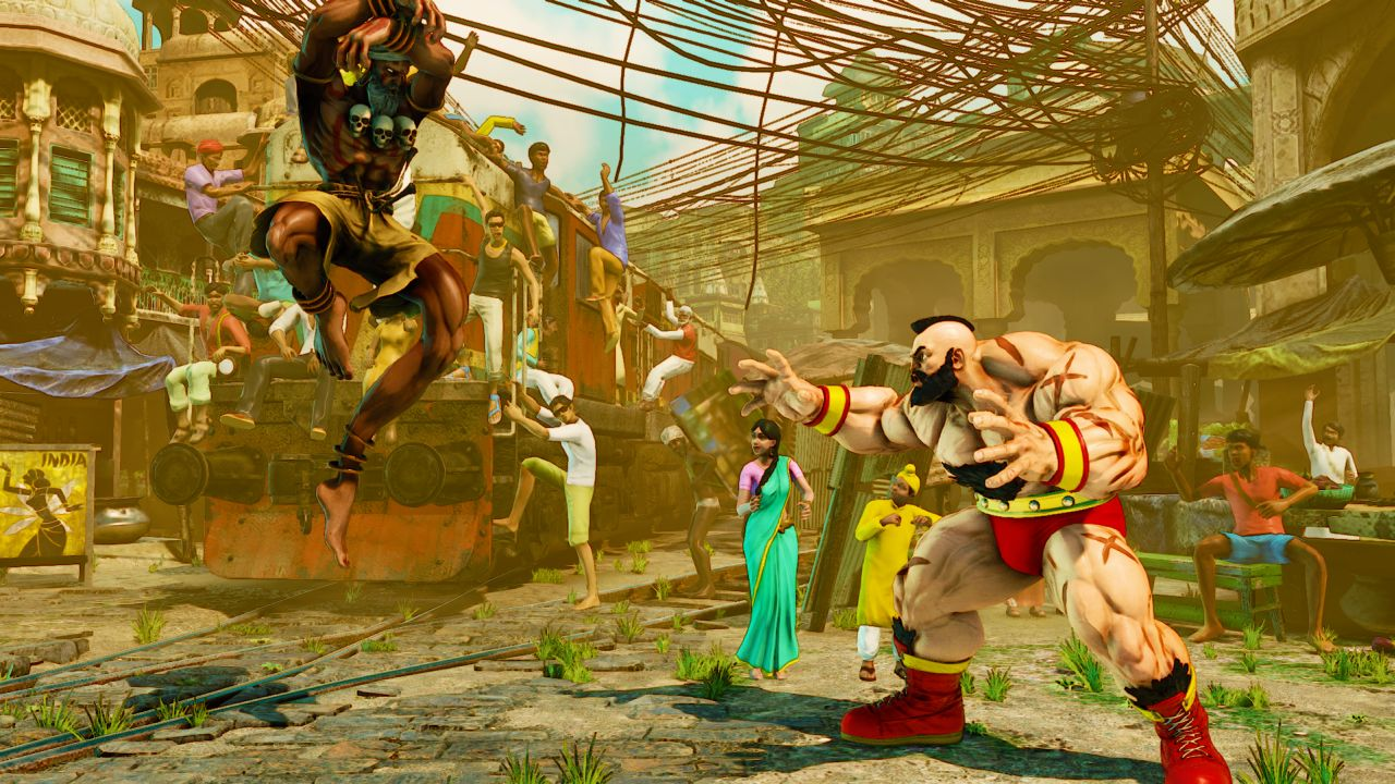 Street fighter 5 release date in Melbourne