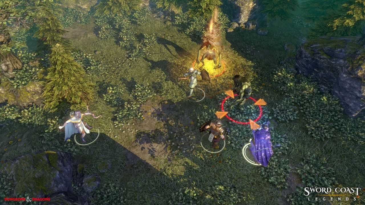 Dungeons & Dragons-based Sword Coast Legends out today on Linux, PC, Mac | VG247