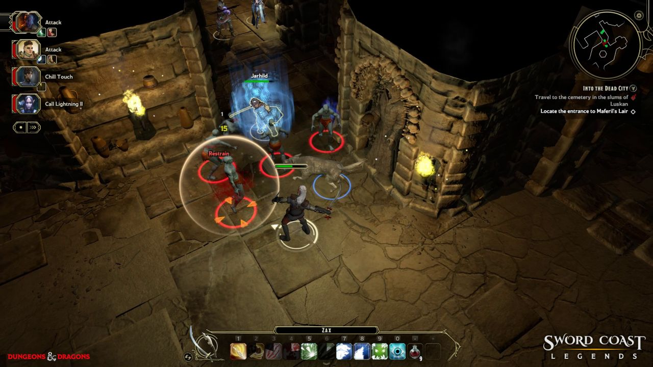 Dungeons & Dragons-based Sword Coast Legends out today on Linux, PC, Mac - VG247