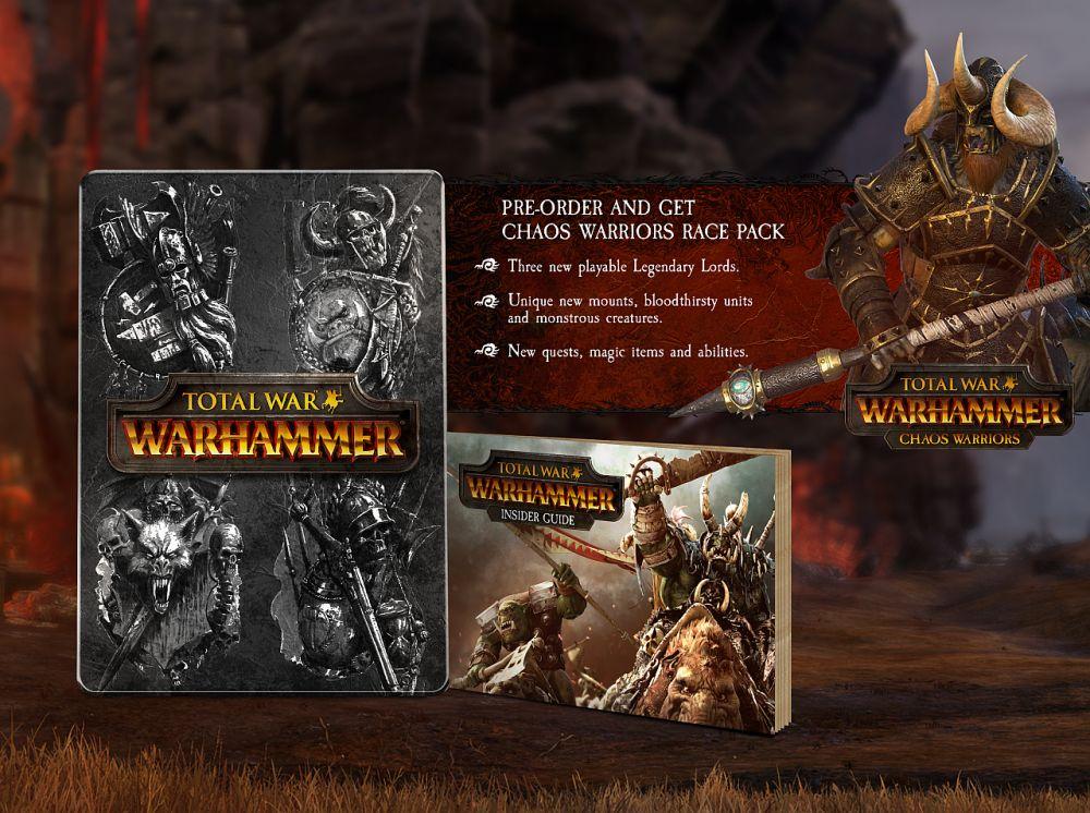 Warhammer total war release date in Perth