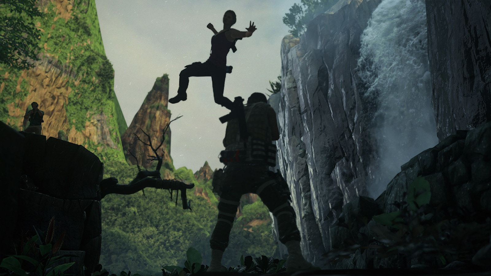 Uncharted 4 multiplayer will run at 60fps, 900p – here's ...  Uncharted 4 mul...