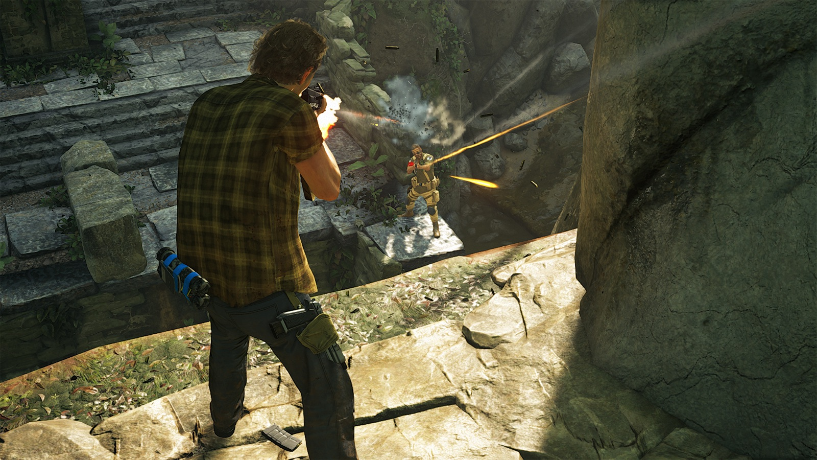 Uncharted 4 multiplayer shows great promise with beta ...