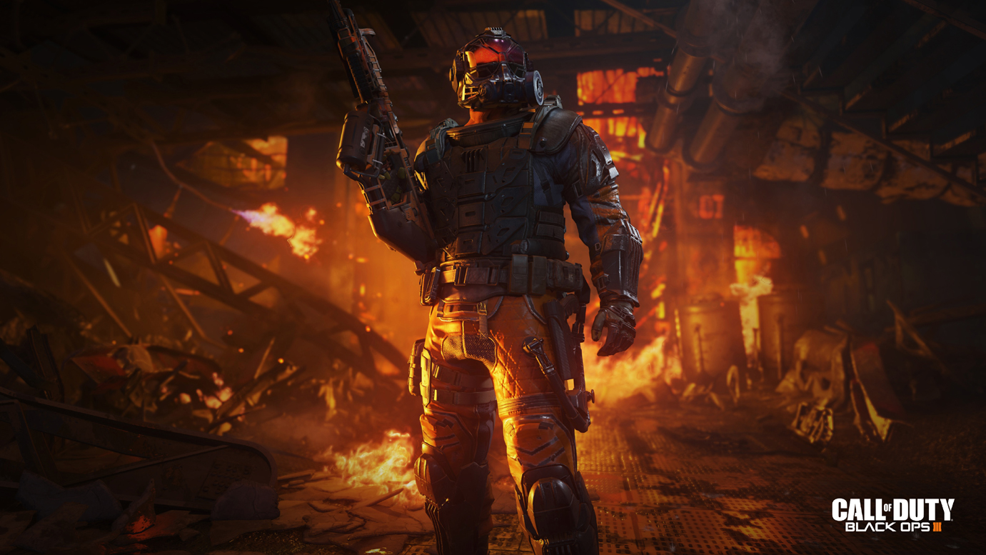 91% Of UK Call Of Duty: Black Ops 3 Sales Were On PS4/Xbox