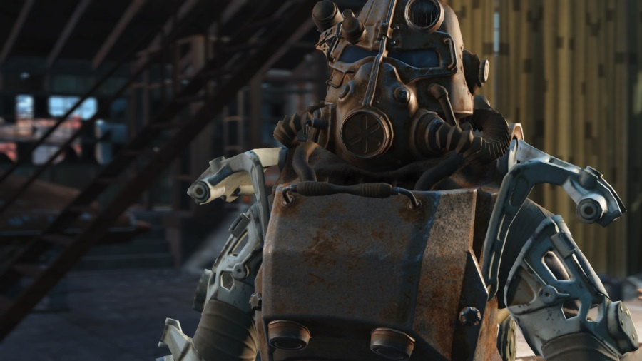 Why Fallout 4 S Power Armor No Longer Feels S P E C I A L