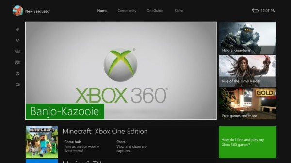 Working on making xbox 360 games purchasable from xbox one vg247