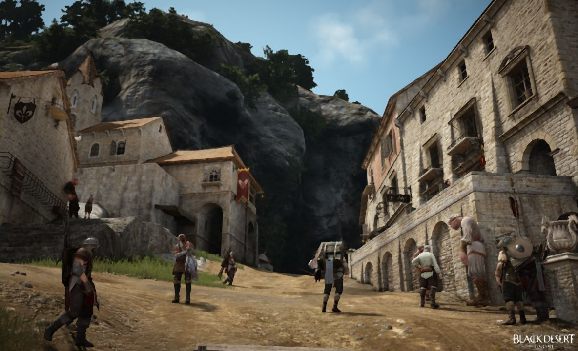 black desert online up for pre-order  check out the six classes in action