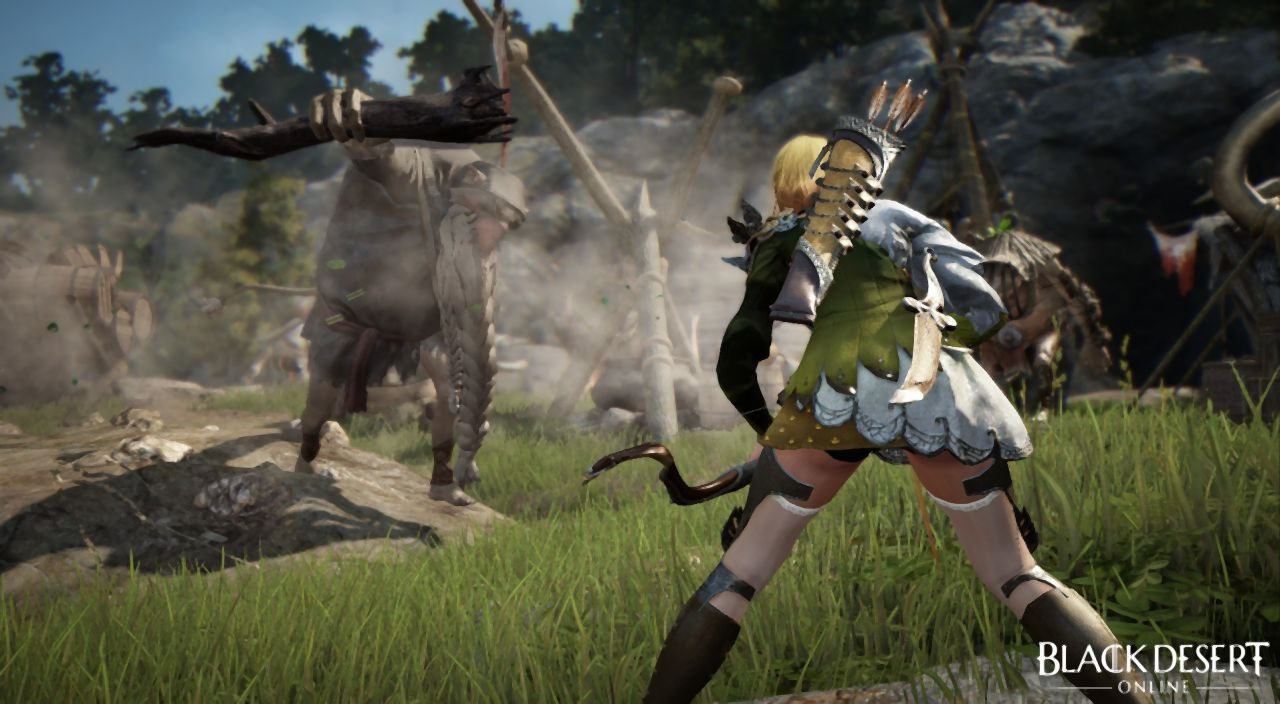 Black Desert Online up for pre-order, check out the six ...