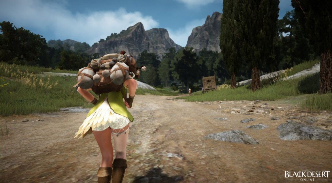 Black desert release date english